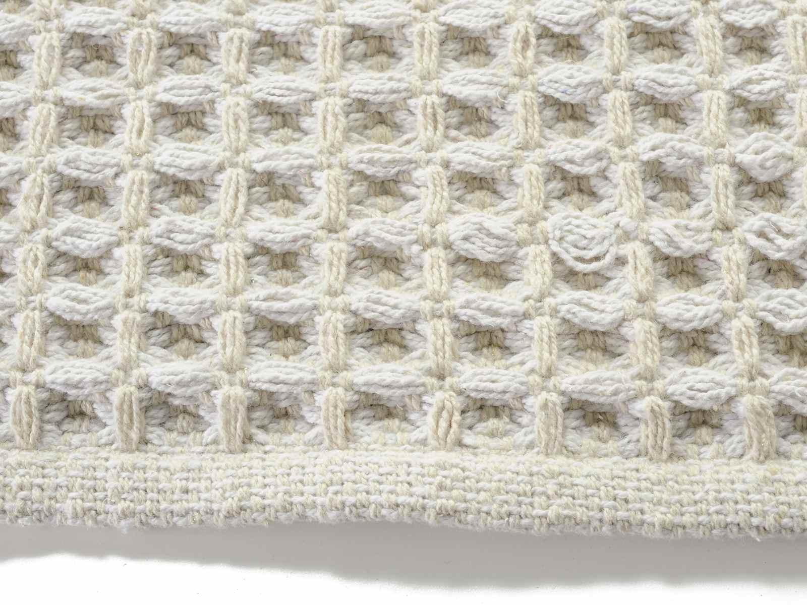 Alfombras de algodon awesome alfombra redonda tejida - Alfombras de algodon ...