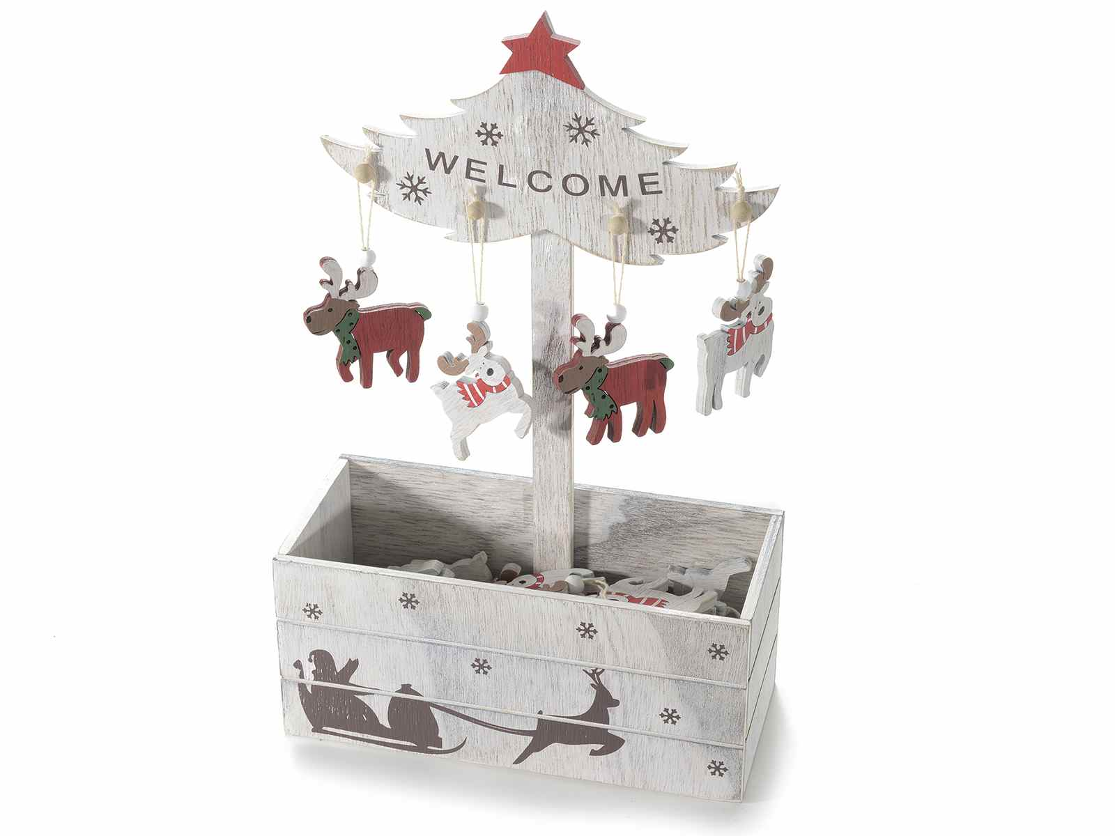 Grossiste decoration noel perfect destockage deco noel for Grossiste decoration interieur