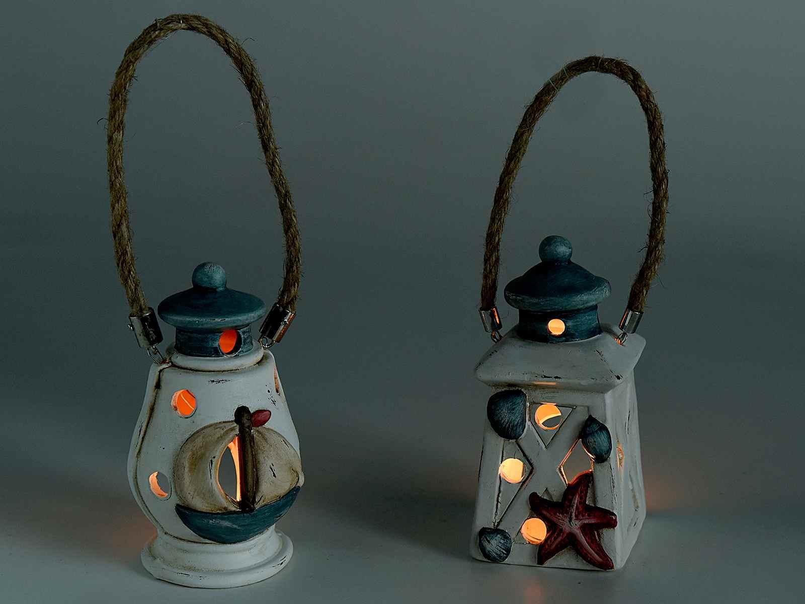 Candele Da Giardino Milano : Lanterne in terracotta da giardino lampade in terracotta da