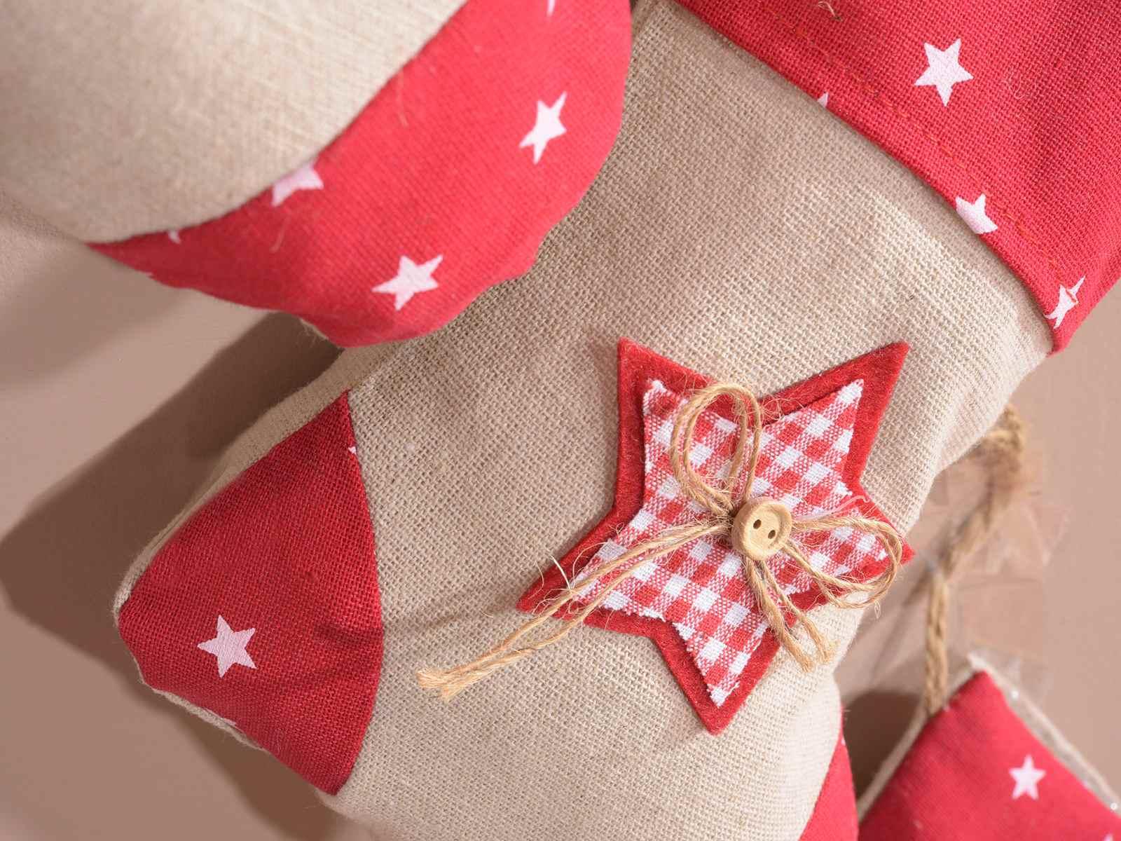 Calcetin Navideo Elegant Calcetn De Navidad Bota Navidea En Fieltro