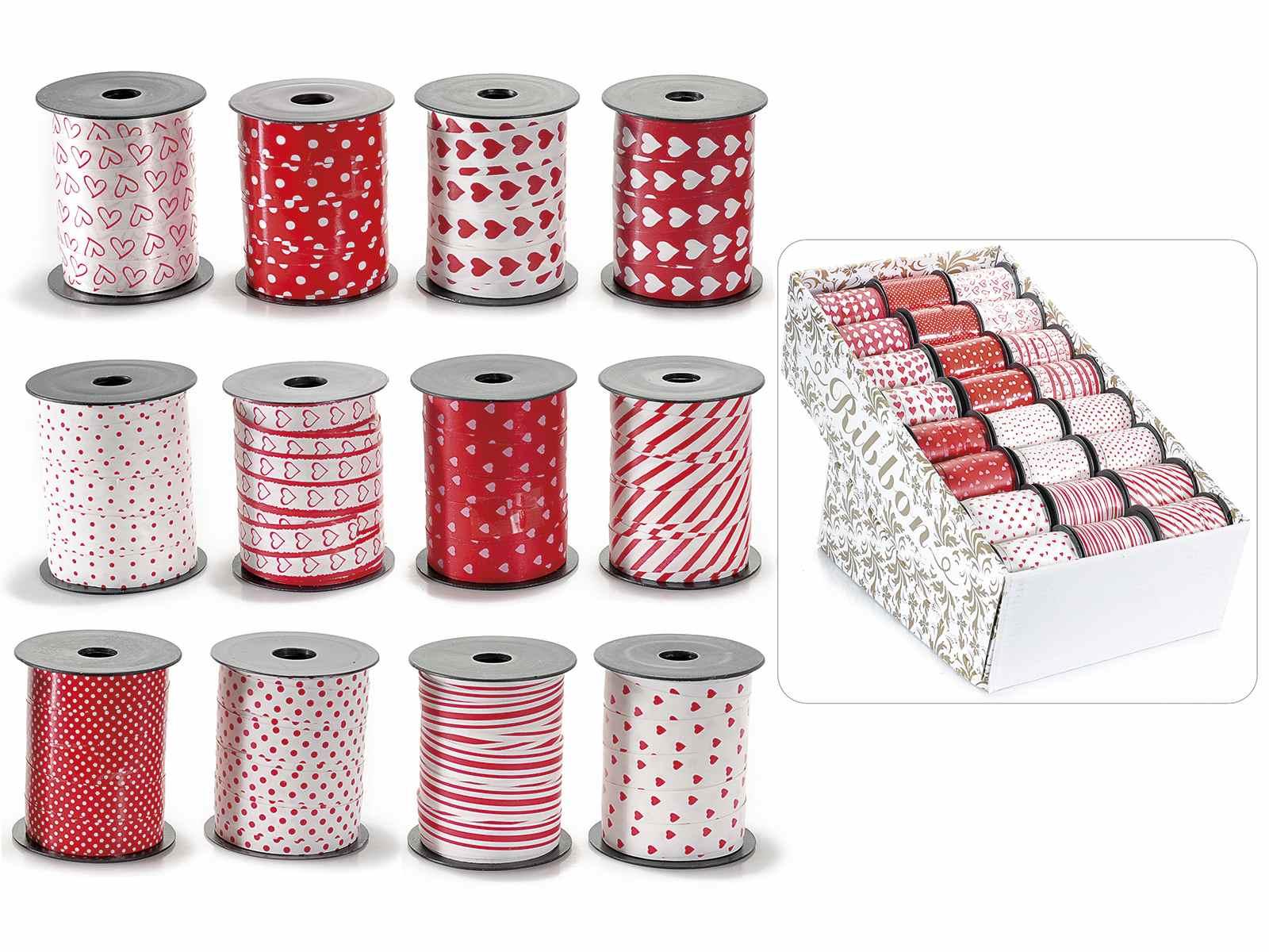 Espo 48 rotoli di nastro per pacchi regalo (54.32.75) - Art From Italy