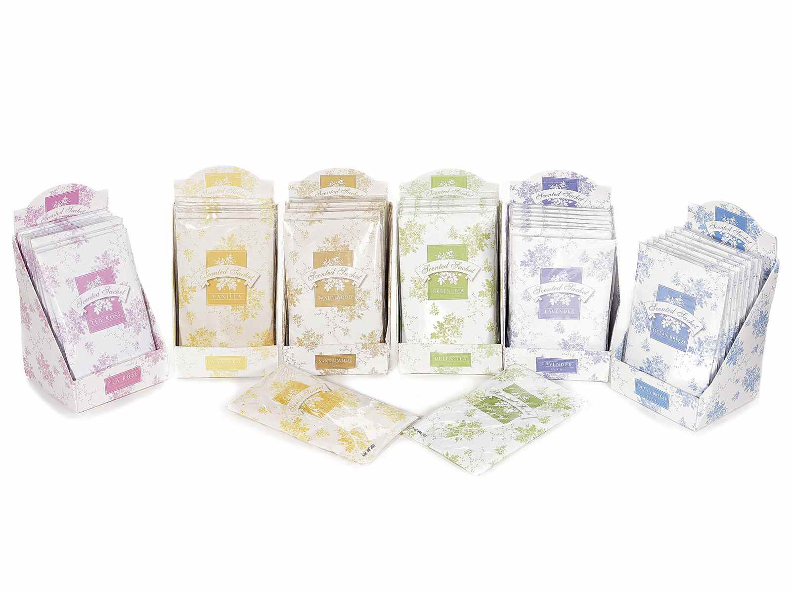 Sachet Parfumé Pour Armoire : sachet parfum pour armoire en bo te de 12 pi ces ~ Teatrodelosmanantiales.com Idées de Décoration