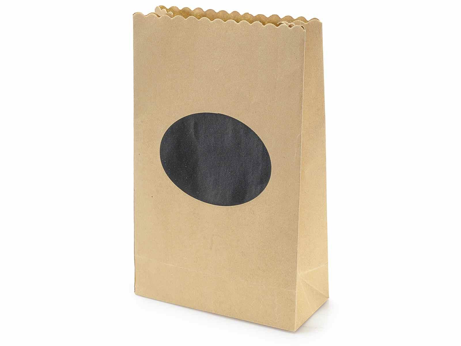 paquet 6 sachets en papier naturel avec ardoise art from italy. Black Bedroom Furniture Sets. Home Design Ideas