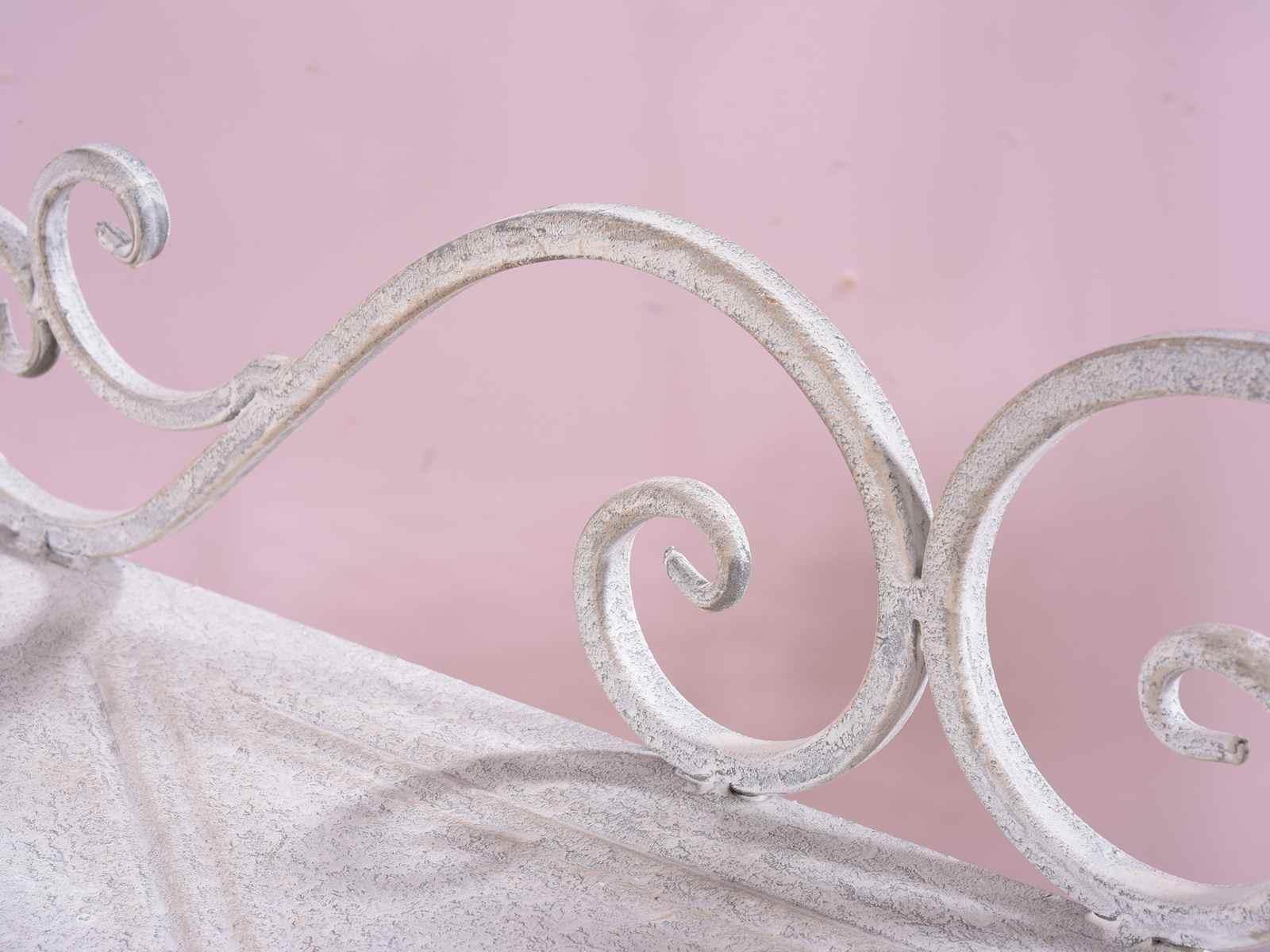 Scala decorativa 3 ripiani richiudibile in metallo - Scala decorativa ...