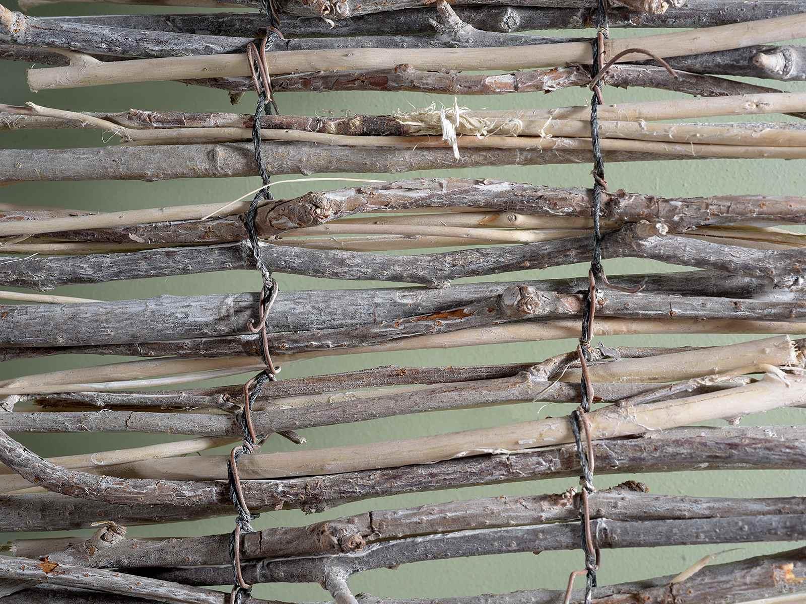 Lavandino appoggio globo ovale 60 x 40 - Rami decorativi legno ...