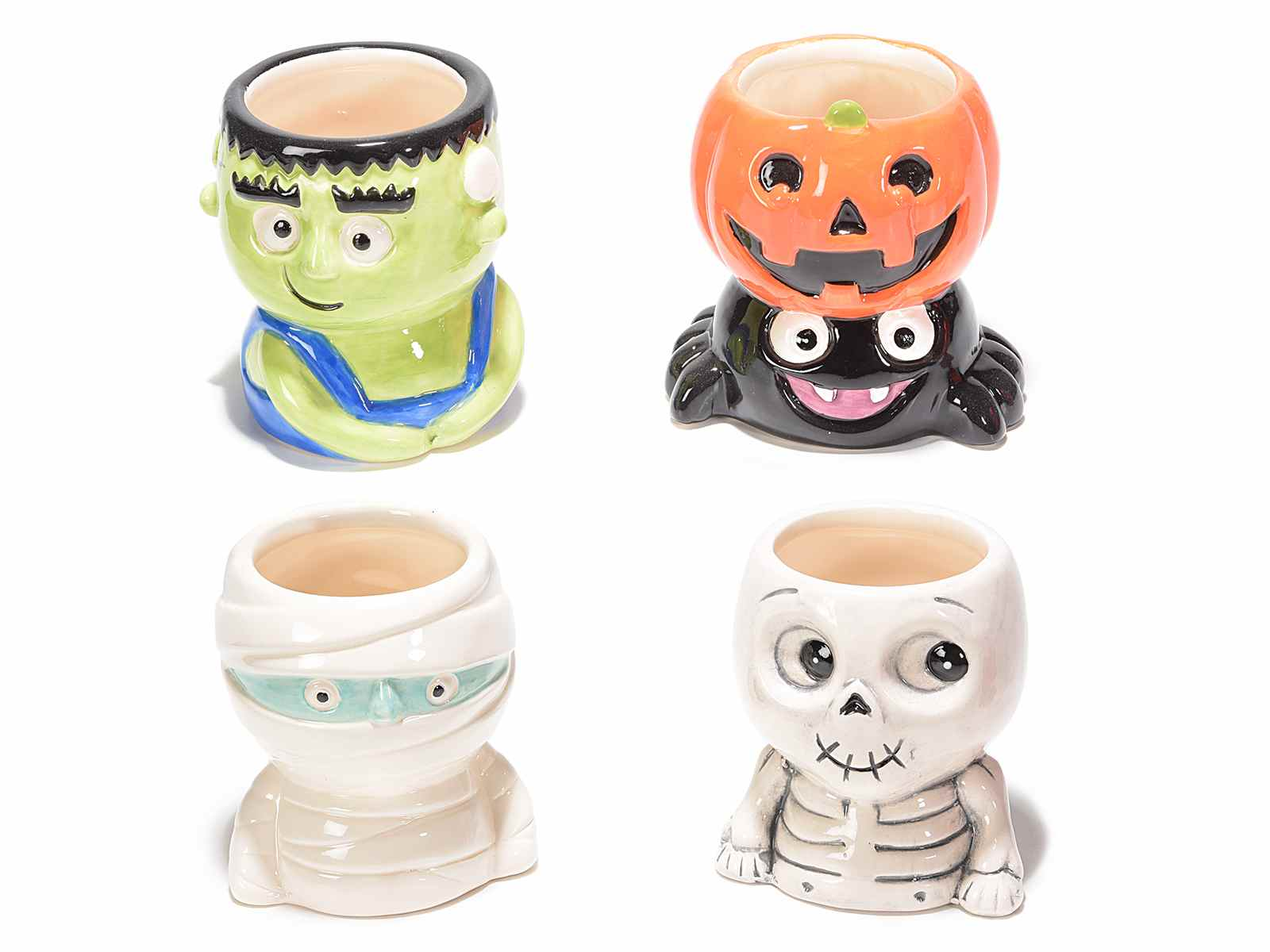 Candle Holder Halloween Character Shaped 71 35 47 Art From Italy