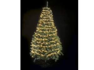 Grossista luci natale filo 800 led