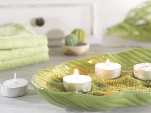 Ingrosso tea light bianche