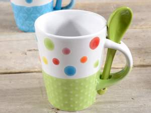 Wholesale cups coffee ceramic