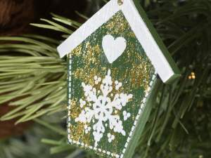 Wholesaler of Xmas wooden decorations