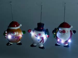 wholesale Christmas decorations to hang light