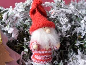 wholesale decor santa claus knitted
