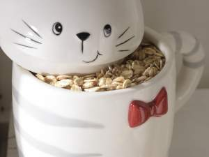wholesale mugs cat ceramic