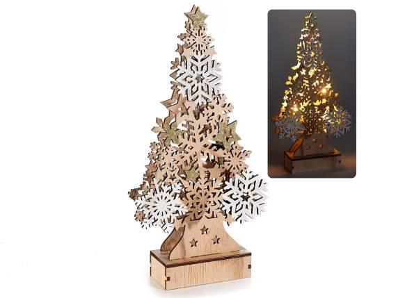 Artificiel Sapin de Noël blanc 180 cm 600 Branches Noël Sapin Advent