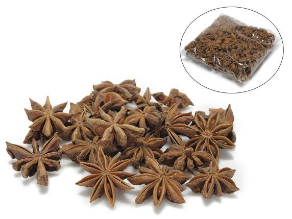 Package 250 gr star anise