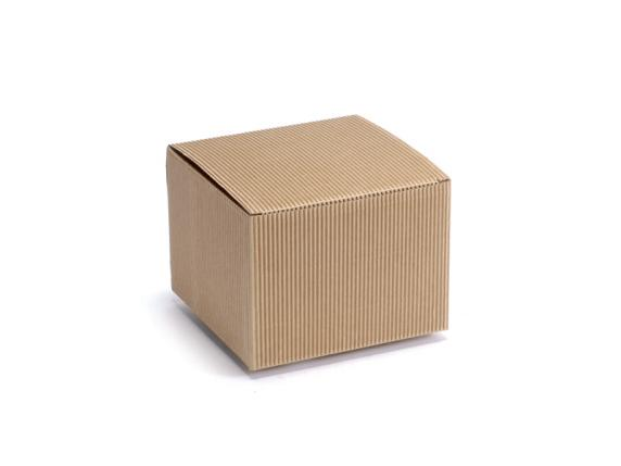 Natural paper boxes