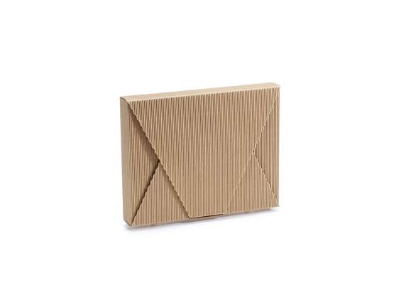 Box in paper for photoframes