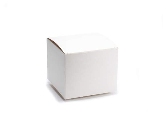 Box in ivory color