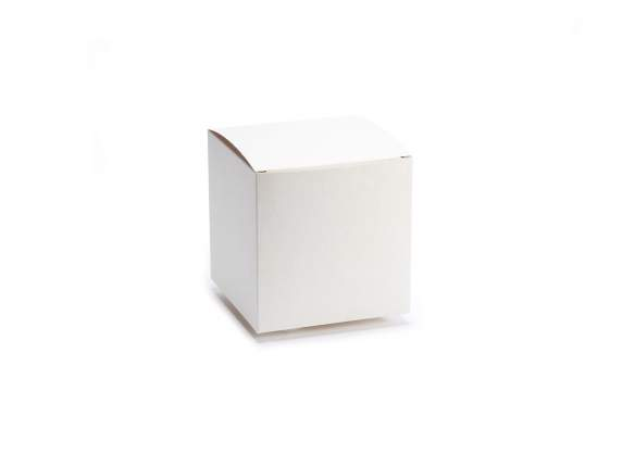 Ivory box in paper