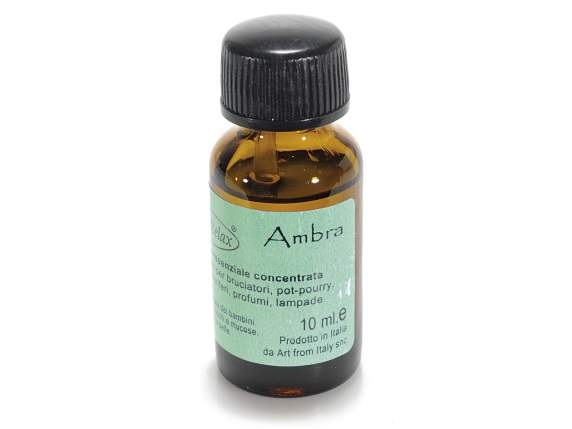 Essential oil 9 ml amber