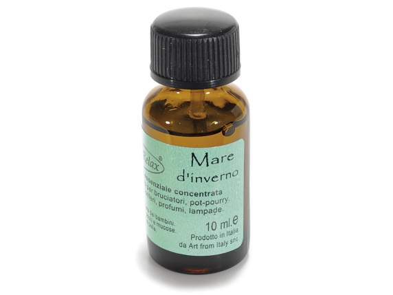 Huile parfumée 10 ml mer dhiver