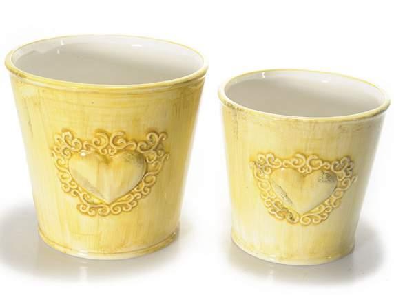Antike Keramik<br>Blumenvase