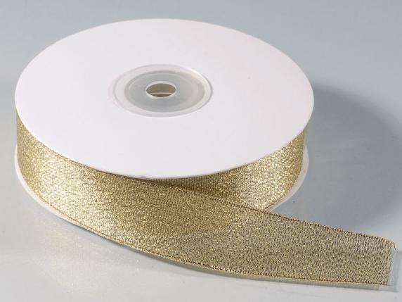 -quot;Lame-quot; Band mm25x25mt Gold