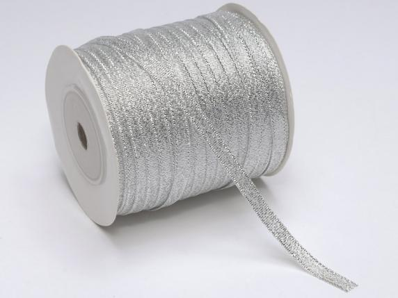 -quot;Lame-quot; Band mm7x100mt Silber