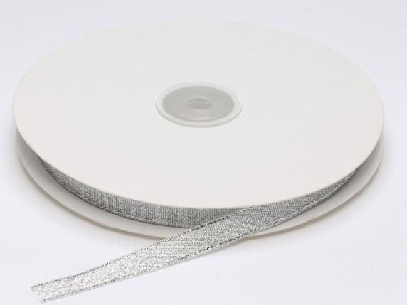 -quot;Lame-quot; Band mm10x50mt Silber