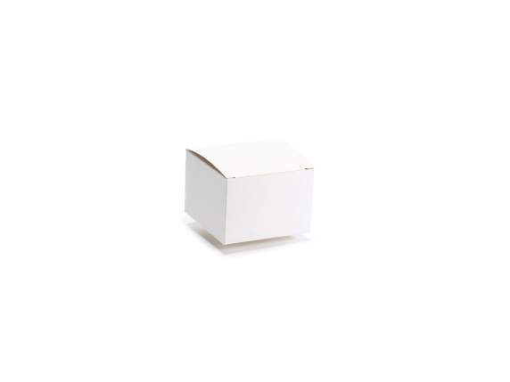 Natural ivory paper box