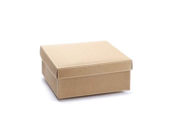 Big paper box with lid