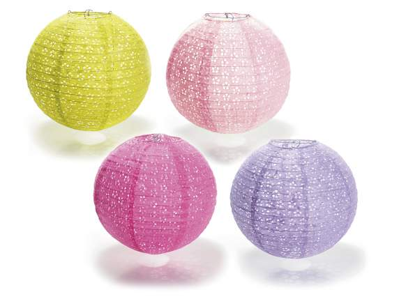 Paper lantern decorative