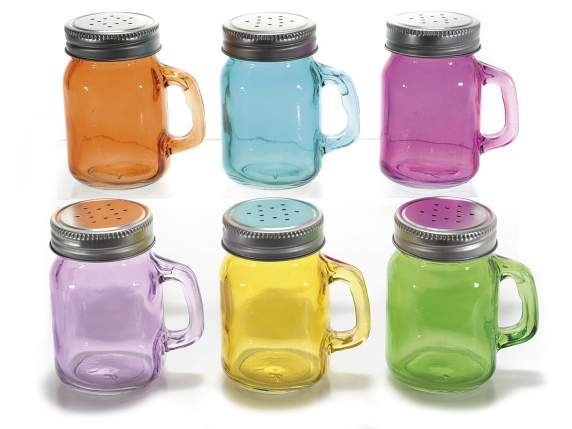 Colored shaker diffuser w-handle