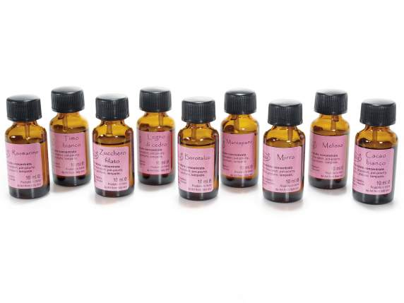 Samples set w-9 oils 10 ml