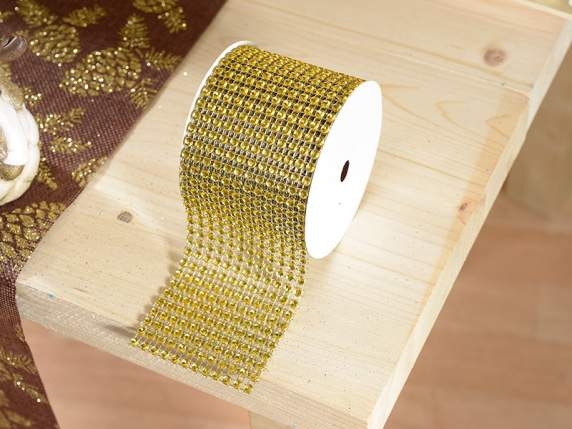 Jewellery strass roll