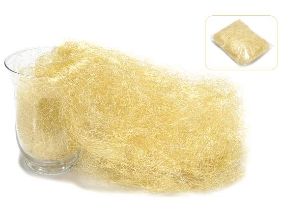 Angel hair gold package 200 grs