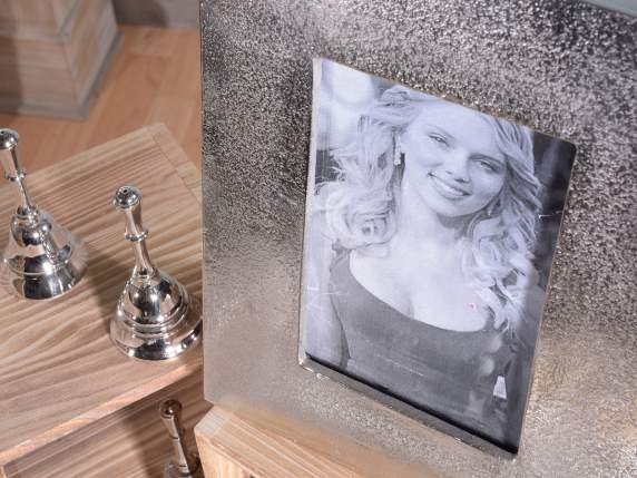 Metal pictureframe