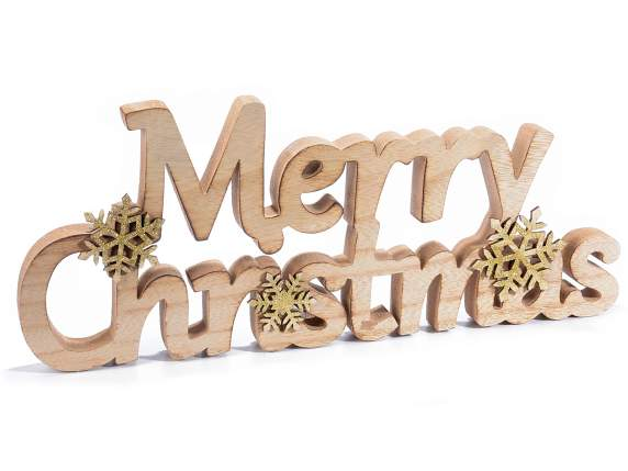 Merry Christmas Writing.Wooden Merry Christmas Writing 51 36 77 Art From Italy