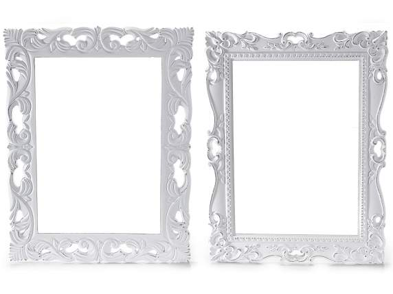 Decorative wood frames to hang up