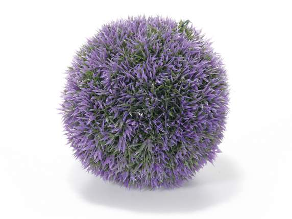 Purple heather artificial ball