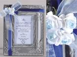 Wholesale photo frames: favours and menu