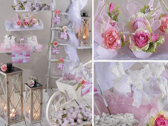 Tema Matrimonio Candele E Lanterne : Ingrosso carriola decorativa teli organza e candele art from italy