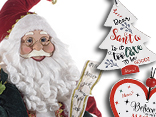 Wholesale Xmas decorations