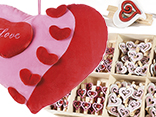 Wholesale decorations for Valentine