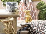 Dentro la savana: home decor di tendenza
