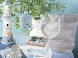 Fresh summer: bags and home decorations