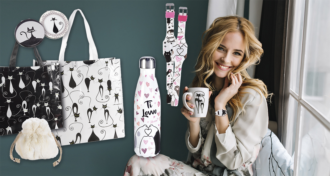 Fashion cats:un ingrosso di accessori...graffianti